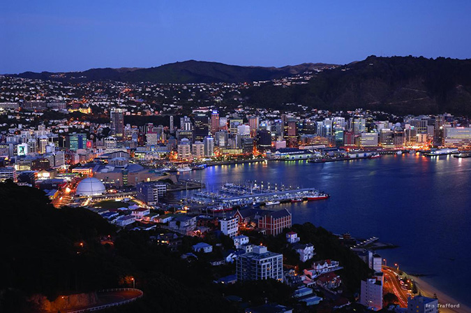 Wellington - New Zealand. (Ảnh: Internet)